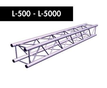 Vierpunkt Traverse X4K-30, Gerade 500cm