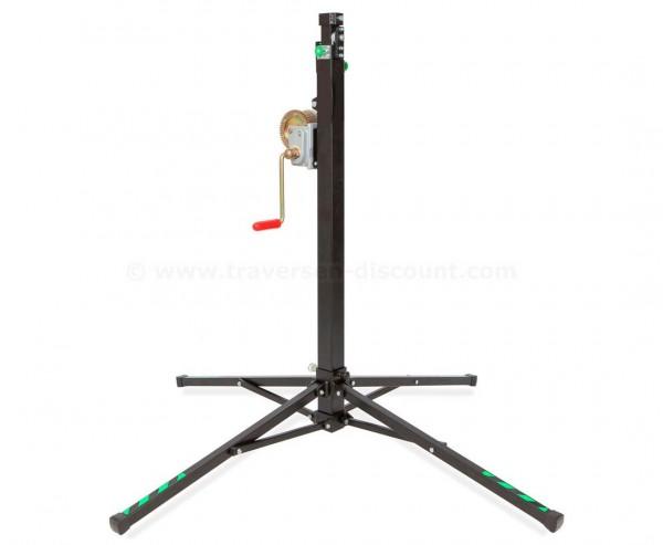 Traversen Lift für Messestände max. Höhe 380cm und max. Gewicht 125kg, HTL 125-S