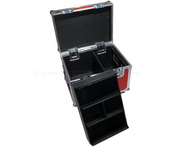 Rigging Case PVC, Transportkiste multifunktional mit Blue Wheels