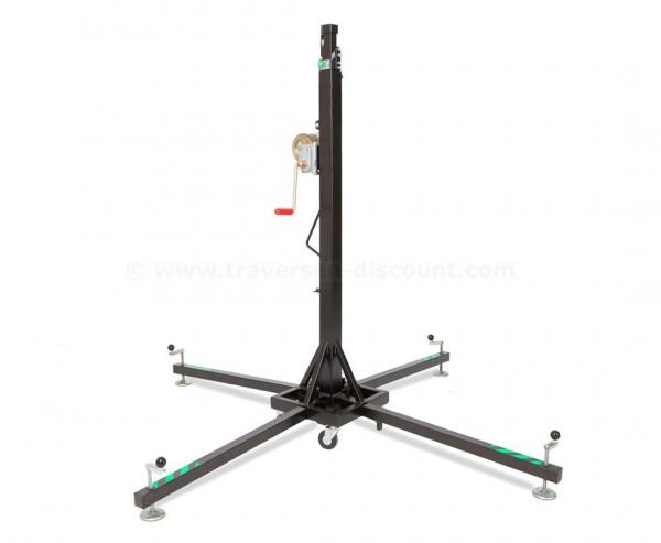 Traversen Lift für Messestand max. Höhe 535cm und max. Gewicht 125kg, HTL 125-L