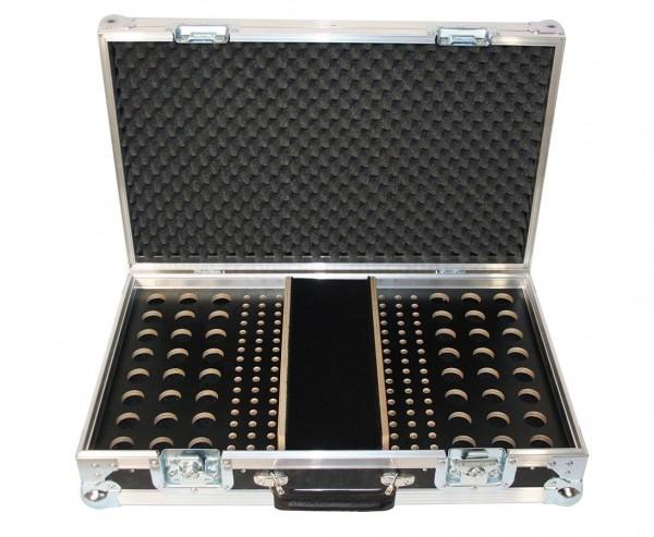 Zubehör Case für Decotruss T220, Platz für 48 Konus und 96 Stifte sowie Fach für Federn und Hammer