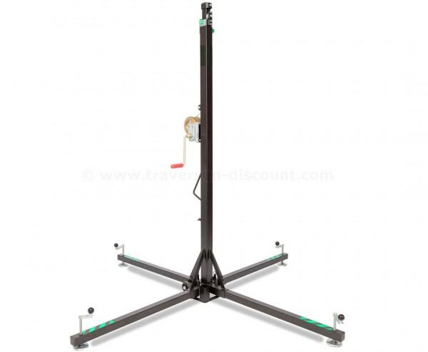 Traversen Lift für Messestände max. Höhe 500cm und max. Gewicht 125kg, HTL 125-M