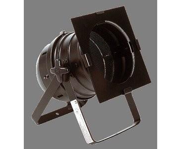 PAR 64 Floorlite, Scheinwerfer schwarz