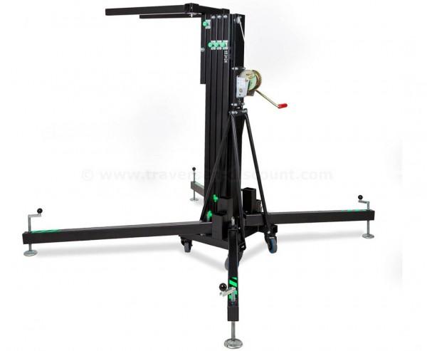 Gabel Lift für Traversen Bauten max. Höhe 500cm bei max. Gewicht 180kg, HTL 180F