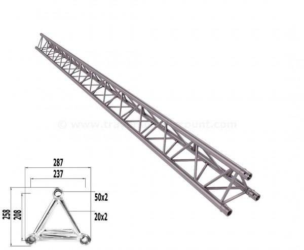 Alu System Trussing 3 Punkt Traverse T290-3 mit 450cm