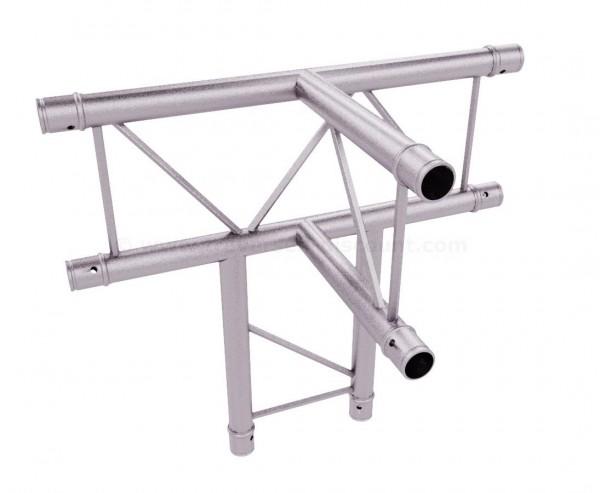 Alu Traversen 2-Punkt T220-2 4-Wege T-Stück vertikal C42V, Alu System Trussing