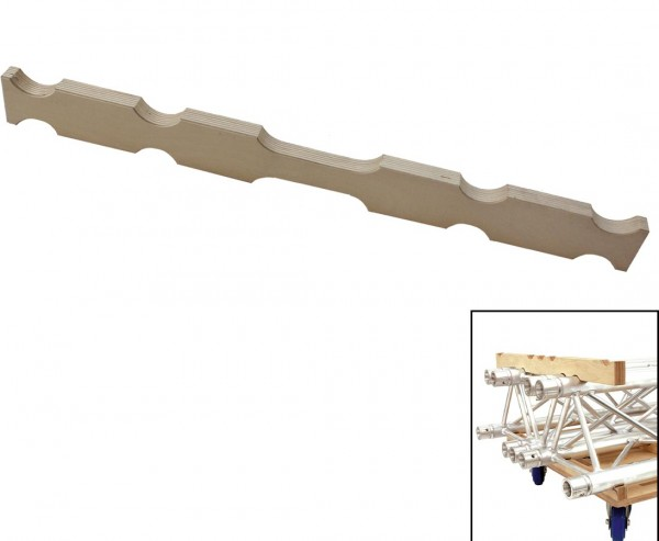 Stapelholz natur für alle Truss Dolly T290-3 und 4Punkt