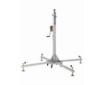 Traversenlift max Höhe 530cm und Belastung 150kg