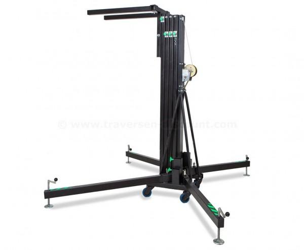 Traversenlift für Messestand Aufbauten max. Höhe 635cm bei max. Gewicht 270kg, HTL 270F