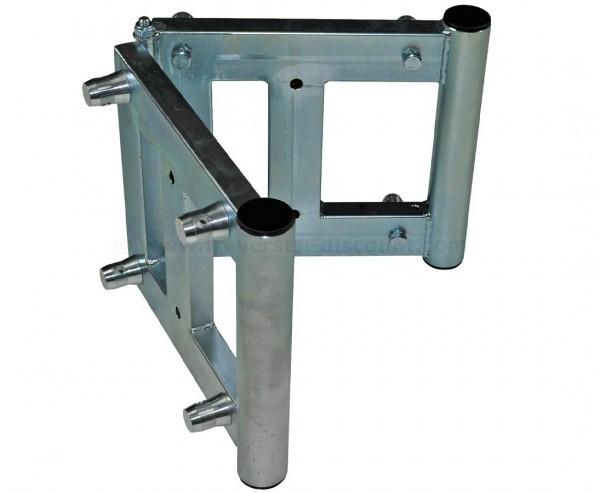 Messestand Traversen T290-4 Variables 2-Wege Eck, Alu System Trussing AST