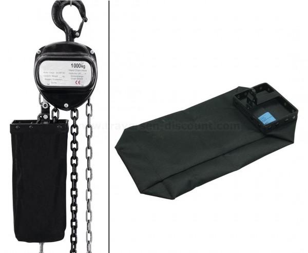 Kettenspeicher schwarz für max. 20kg