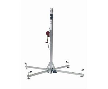 Lift für Traversen Montage, max. Höhe 500cm und Belastung 100kg