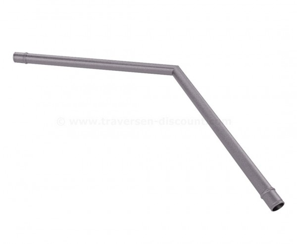 Mini Deco Truss T220-1 2 Wege Eck 120° C22, Alu System Trussing