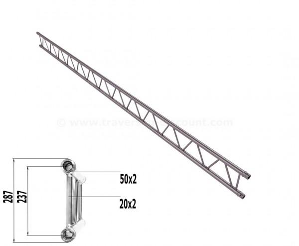 Truss 2 Punkt AST mit 450cm, T290-2