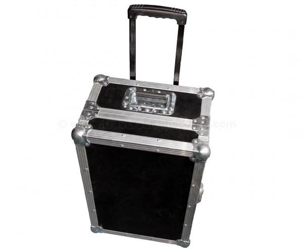 Werkzeug Case schwarz, Trolly für Zubehör