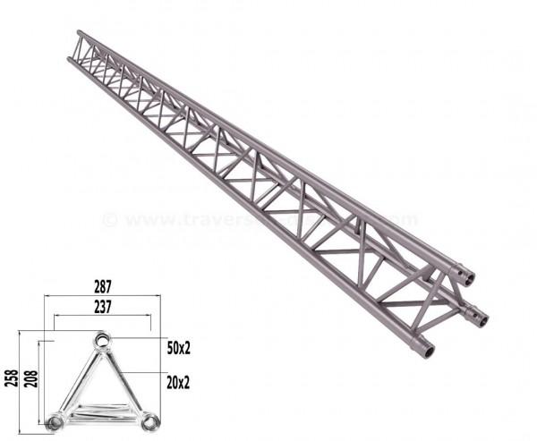 Alu System Trussing 3 Punkt Traverse T290-3 mit 400cm