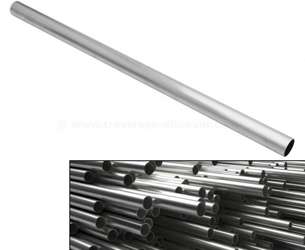 Alurohr 100cm für Traversen T290, Rohr mit 50x2mm