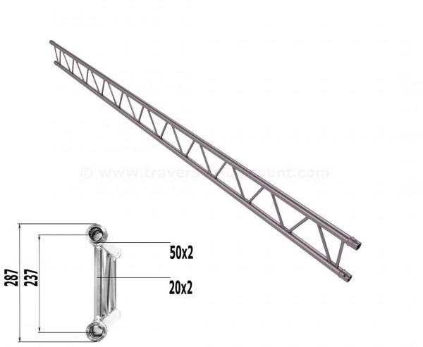 Truss 2 Punkt AST mit 400cm, T290-2